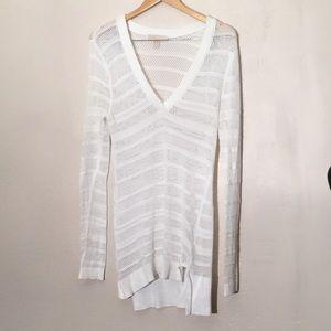 Michael Kors white S sweater